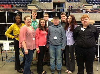 STLP at Pikeville--All advanced to State!
