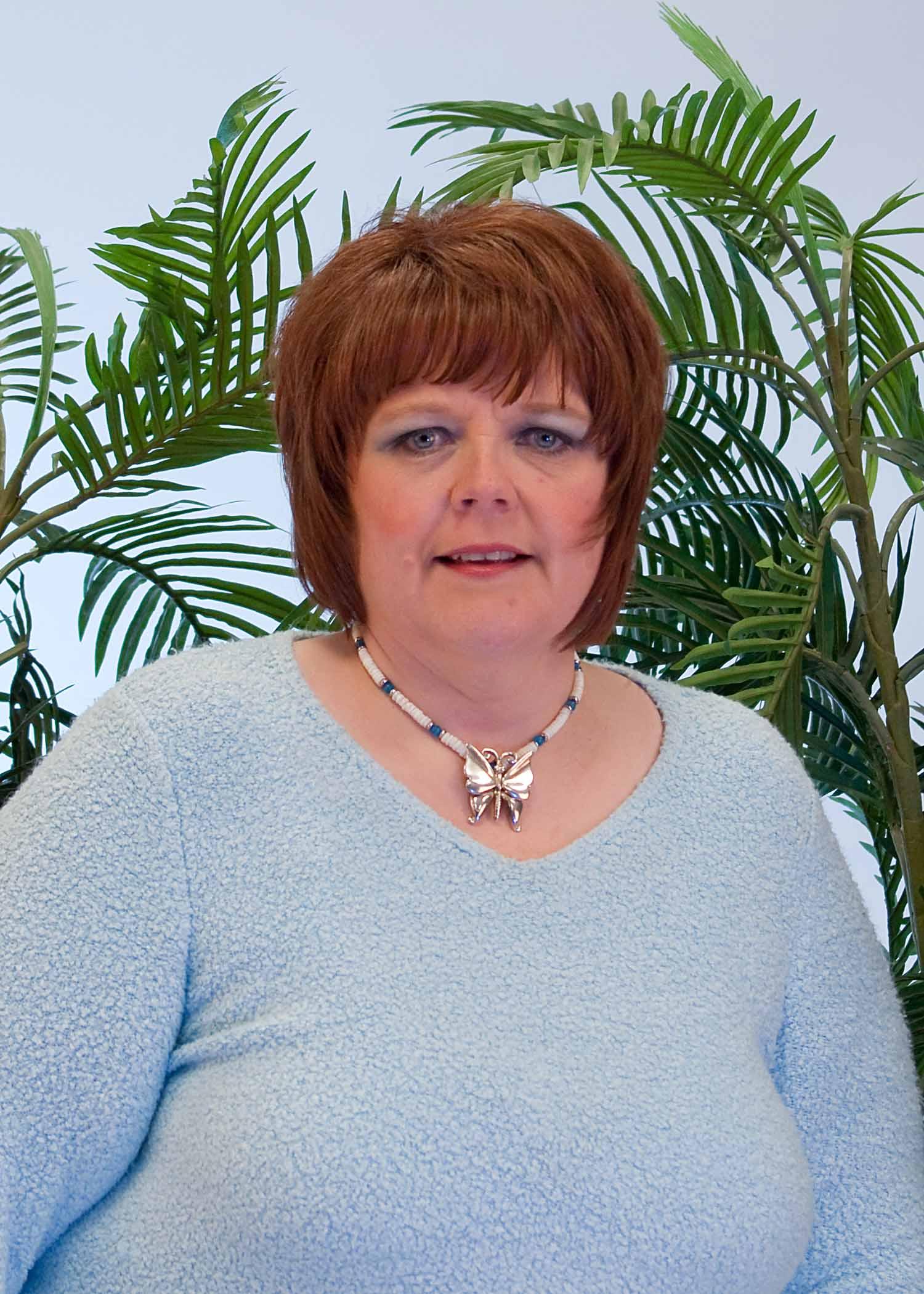 Ms. Helen Ritchie - Food Service Operations Coordinator & Health & Wellness